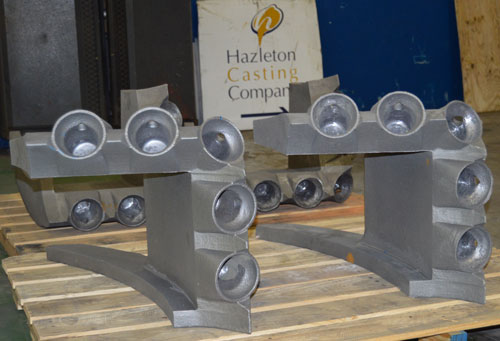 3D Molds/Cores for the metal casting industry